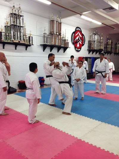 KoSho Karate Junior Adults Protect