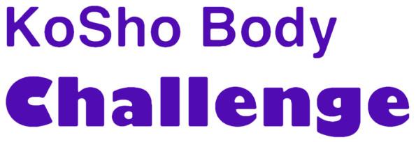 KoSho Body Challenge